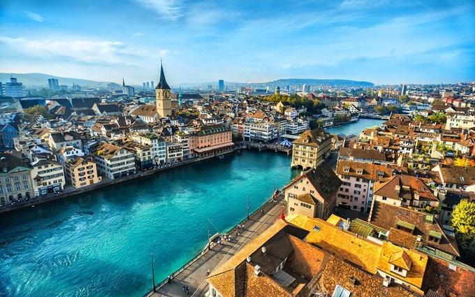 Zurich (Thuy Si)
