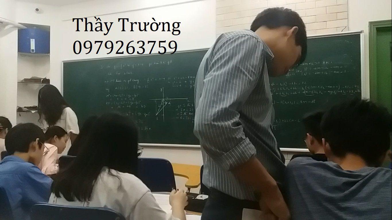 lớp học toán 10