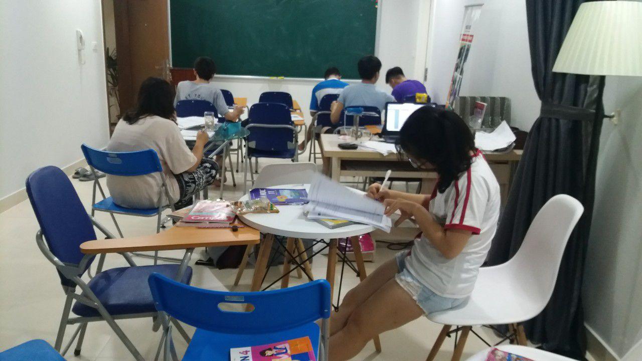 Lớp học toán 11