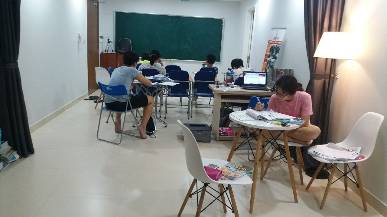 lớp học thêm toán 11