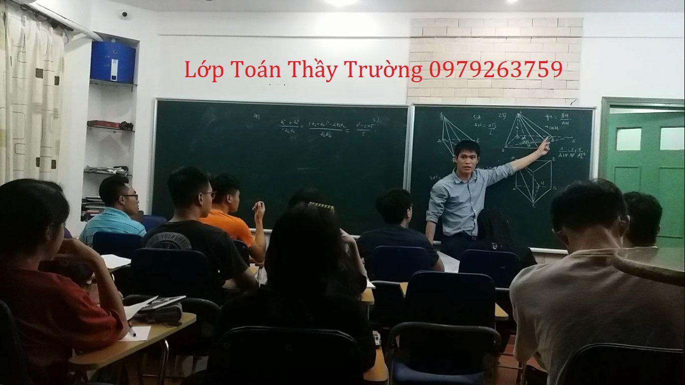 lớp học thêm toán