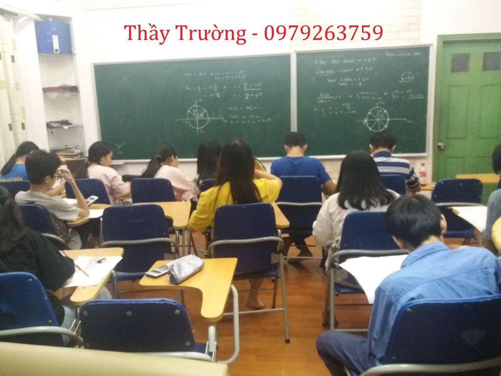 lớp toán 12, lớp học toán 12