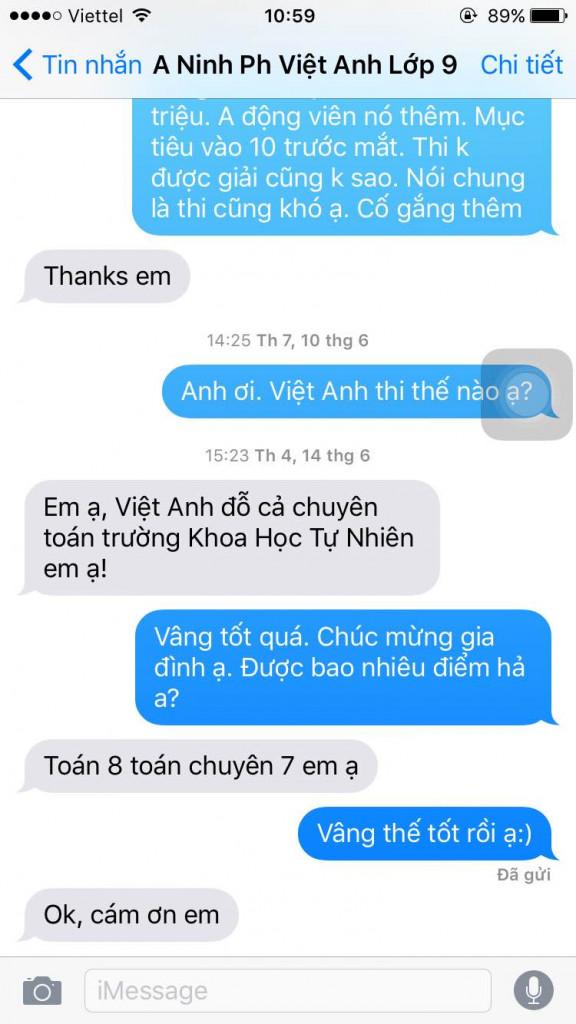 luyện thi vào 10 chuyên ngoại ngữ